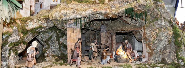 La casa del bel n de puente tocinos inaugura la navidad - Belenes puente tocinos ...