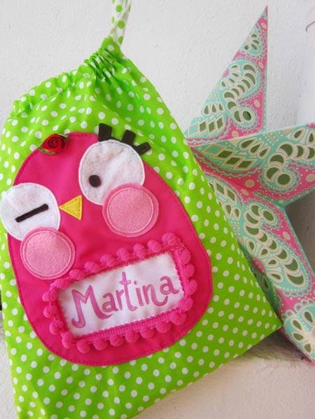 Taller infantil decora tu bolsa de tela que hacer en - Bolsas de tela para ninos ...