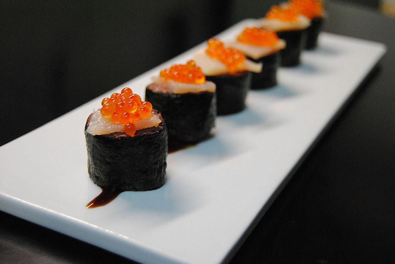 curso de cocina conoce el sushi que hacer en murcia