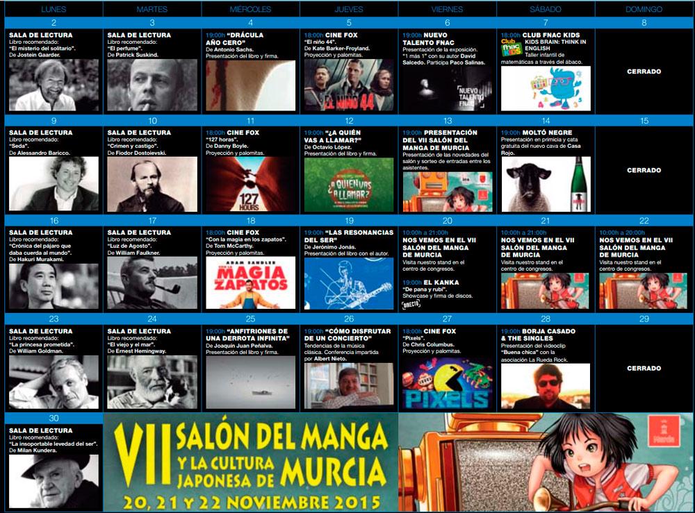forum en murcia: