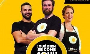 Canal Cocina hará parada en Cartagena con sus chefs más conocidos