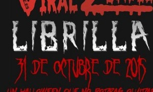 Viral Zombie Librilla 2015