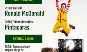 Primer Aniversario de McDonald's Atalayas