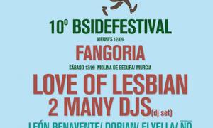 BSide Festival Abono + CD 10º Aniversario por 25€