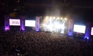 Cerca de 7.000 jóvenes disfrutan de la quinta edición de #MurciaSeMueve