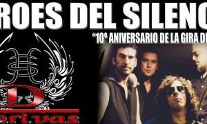 Tributo a Héroes del Silencio en Murcia