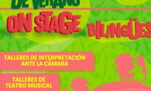 Talleres de verano On Stage