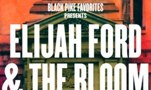 ELIJAH FORD & THE BLOOM EN MURCIA EUROPEAN TOUR 2017