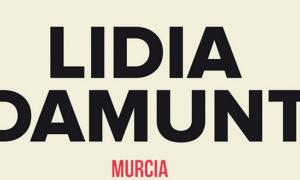 Lidia Damunt presenta en Murcia