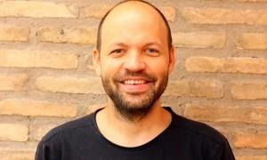 Miguel Noguera el 23 de Noviembre en la Sala REM de Murcia