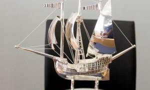 Presentación Trofeo Carabela de Plata