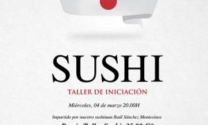 Taller de iniciación al Sushi con Tiquismiquis
