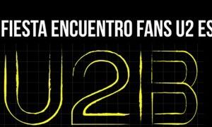 Encuentro Nacional de Fans de U2 en Murcia