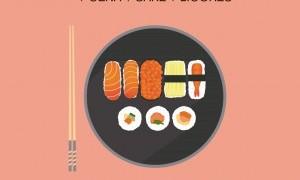 Curso de Sushi + cena + Sake + licores en Tejemaneje