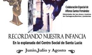 El cine vuelve a Santa Lucía