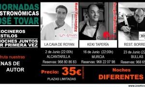 I Jornada gastronómica Jose Tovar