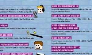 Cursos de Verano Molina de Segura 2015