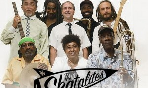 The Skatalites en Garaje Beat Club