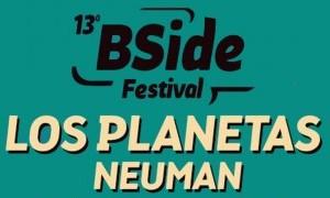 B-Side Festival confirma a Los Planetas y Neuman