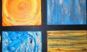 Exposición pictórica: Cántame un Cuadro