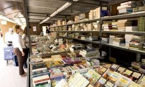 Feria del libro antiguo, usado y de ocasión en Cartagena