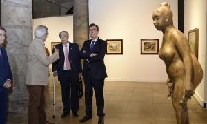Un viaje único por el arte del siglo XX de la mano de los maestros murcianos