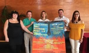 El Festival 'Talí Murcia Fest' regresa con un cartel cargado de flamenco