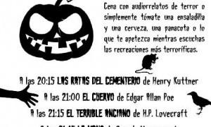 Halloween en Come Come Tallarín