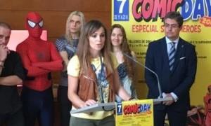 El Cómic Day llegará el 7 de septiembre a Murcia