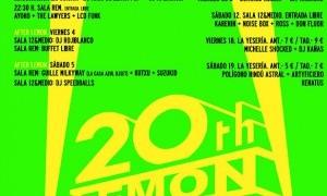 XX edición del Lemon Pop 2015