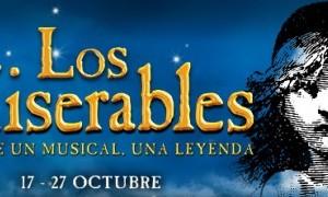 Sorteo 2 entradas DOBLES del Musical Los Miserables