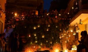 La noche en vela en Aledo