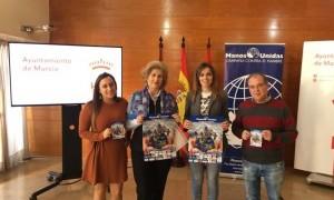El Ayuntamiento de Murcia colabora con Manos Unidas en la organización de la VI Carrera Popular a beneficio de Senegal
