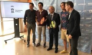 Los mejores jugadores de pádel del mundo se dan cita en Murcia la próxima semana