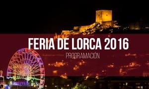 Feria de Lorca 2016