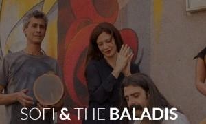 Sofi & The Baladis en el Murcia Tres Culturas