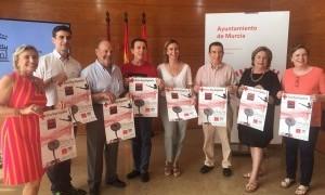 El Teatro Romea de Murcia acogerá el 29 de junio la gala solidaria de Danza por la Infancia