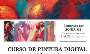 Curso de pintura digital por Sonia MS