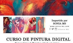II Curso de pintura digital por Sonia MS