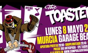 The Toasters en Murcia