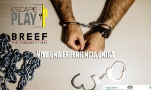 Sorteo Escape Play y relojes Breef