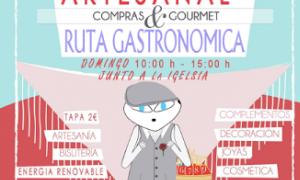 Feria Bio-Artesanal-Gourmet en Avileses
