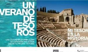 Visitas guiadas y teatralizadas al Museo del Teatro Romano