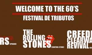 WELCOME TO THE 60'S EN MURCIA FESTIVAL DE TRIBUTOS