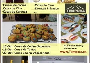 Curso de cocina vegetariana en tempura que hacer en murcia - Curso de cocina murcia ...